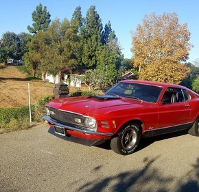 1970 Ford Mustang Mach 1 Coupe for sale 101222405