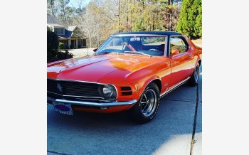 1970 Ford Mustang Coupe for sale 101336068
