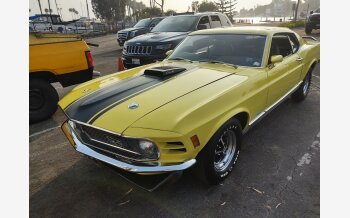 1970 Ford Mustang Mach 1 Coupe for sale 101392815