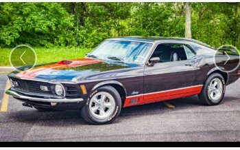 1970 Ford Mustang Mach 1 Coupe for sale 101411799