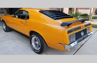 1970 Ford Mustang Mach 1 Coupe for sale 101536230