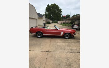 1970 Ford Mustang Convertible for sale 101572726