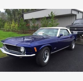 1970 Ford Mustang Convertible for sale 100825408