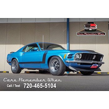 1970 Ford Mustang Boss 302 for sale 101017548