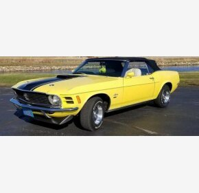 1970 Ford Mustang Convertible for sale 101028043