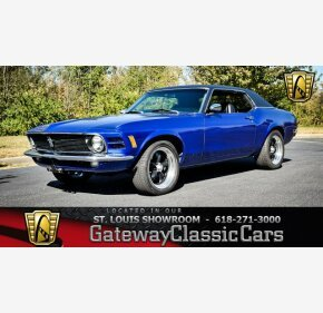 1970 Ford Mustang Classics For Sale Classics On Autotrader