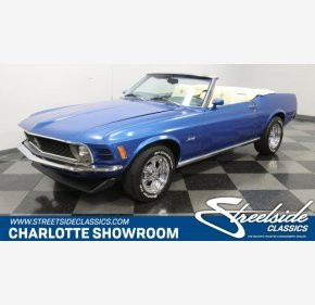 1970 Ford Mustang for sale 101202044