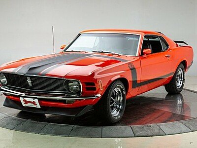 1970 Ford Mustang Boss 302 for sale 101214190