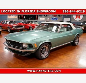1970 Ford Mustang for sale 101257491