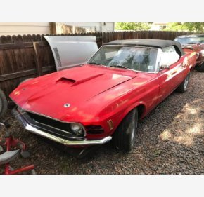 1970 Ford Mustang Convertible for sale 101265271