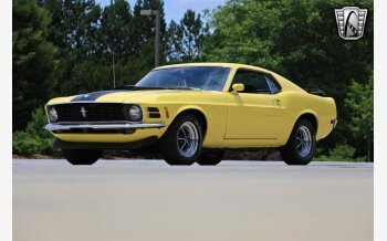 1970 Ford Mustang Fastback for sale 101282715