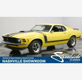 1970 Ford Mustang for sale 101317074