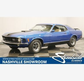 1970 Ford Mustang for sale 101317836