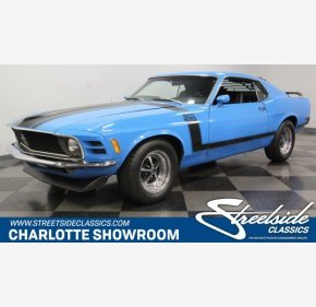 1970 Ford Mustang Boss 302 for sale 101335463