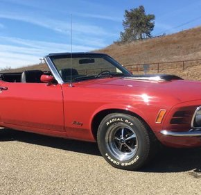 1970 Ford Mustang Convertible for sale 101343578