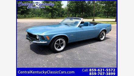 1970 Ford Mustang Convertible for sale 101343671