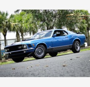 1970 Ford Mustang for sale 101357093
