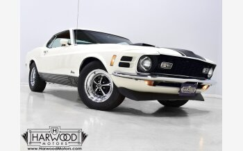 1970 Ford Mustang Mach 1 Coupe for sale 101364080