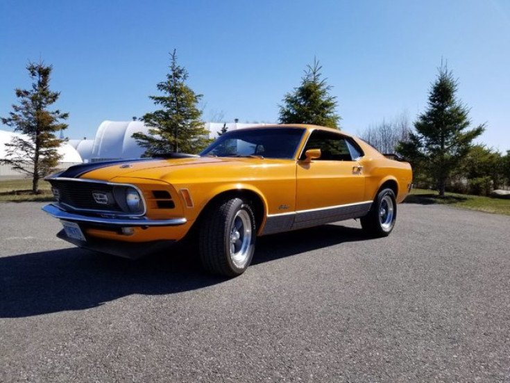 1970 Ford Mustang for sale 101391713