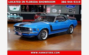 1970 Ford Mustang for sale 101423865