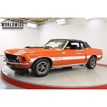 1970 Ford Mustang for sale 101477831