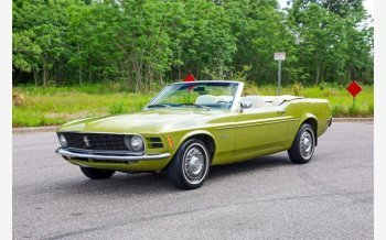1970 Ford Mustang for sale 101484569