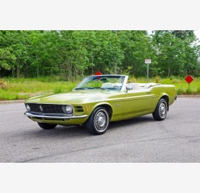 1970 Ford Mustang for sale 101484743