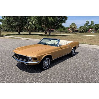 1970 Ford Mustang Convertible for sale 101525169