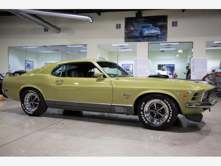 1970 Ford Mustang for sale 101546183