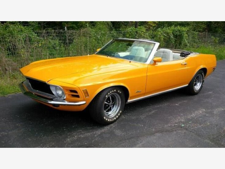 1970 Ford Mustang Convertible for sale 101546383