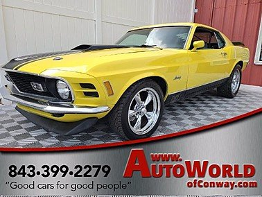 1970 Ford Mustang for sale 101557013