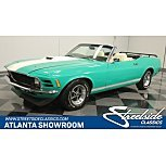 1970 Ford Mustang Convertible for sale 101590422