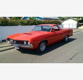 1970 Ford Ranchero for sale 100836212