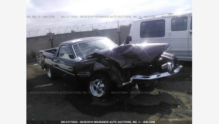 1970 Ford Ranchero for sale 101101542