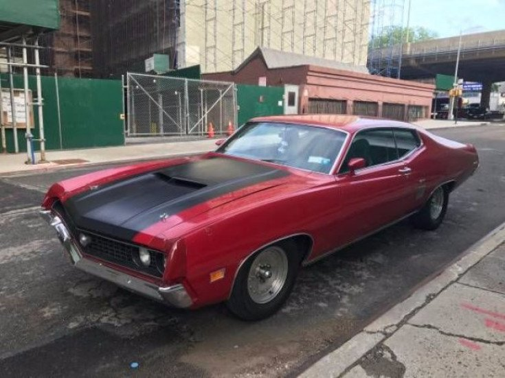 1970 Ford Torino For Sale Near Cadillac, Michigan 49601