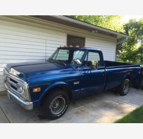 1970 GMC C/K 1500 for sale 100869087