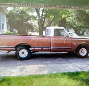 1970 GMC C/K 1500 for sale 100993472