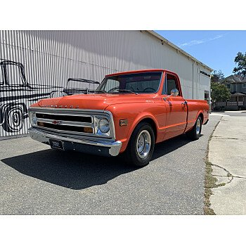 1970 GMC C/K 1500 for sale 101185337