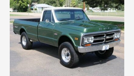 1970 GMC Pickup for sale 101286413