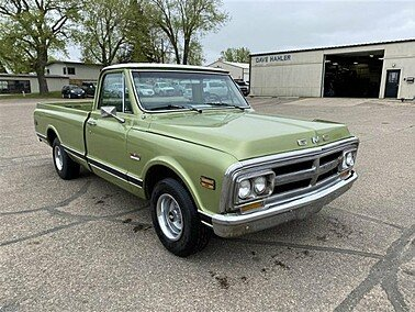 1970 GMC Pickup for sale 101316145