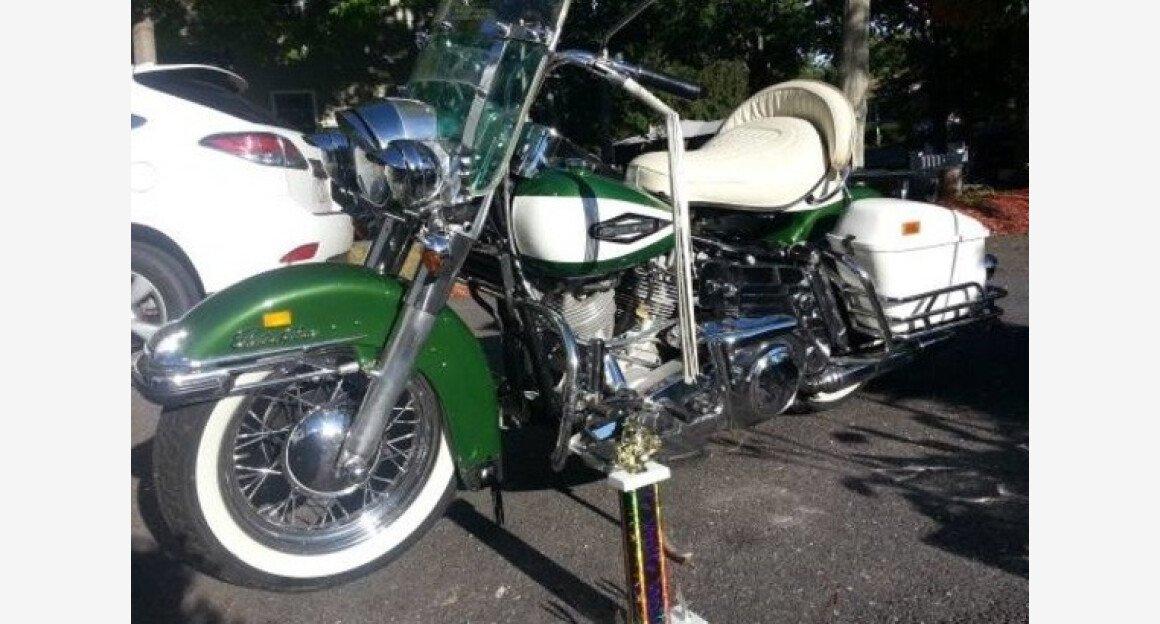 1970 Harley-Davidson Touring for sale 200591734