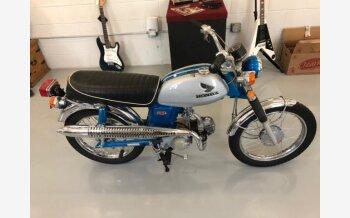 1970 Honda Scrambler for sale 200615838