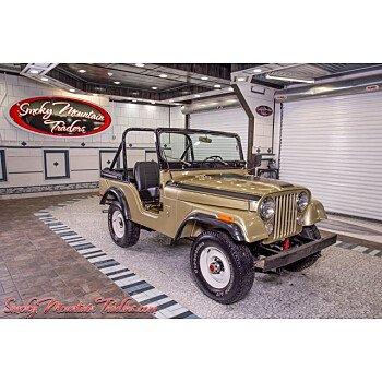 1970 Jeep CJ-5 for sale 101605282