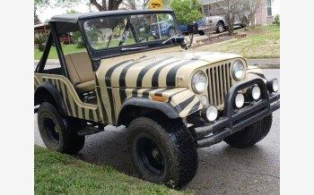 1970 Jeep CJ-5 for sale 101301348