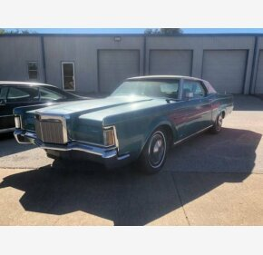1970 Lincoln Continental for sale 101060100