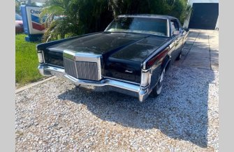 1970 Lincoln Continental for sale 101396072