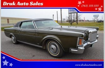 1970 Lincoln Continental for sale 101404768