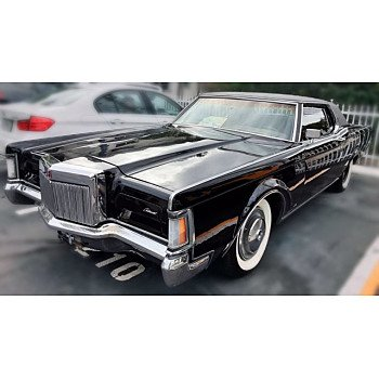 1970 Lincoln Continental for sale 101558769