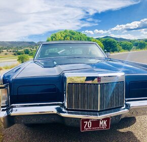 1970 Lincoln Mark III for sale 101230046