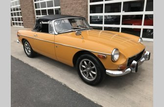 1970 MG MGB for sale 101333317
